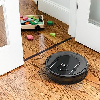 Robot Vacuum Cleaner For Hardwood Floor
